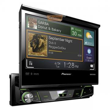 CAR /DVD RET. *PIONEER AVH-X7850TV 7BLU+TV DIGITA