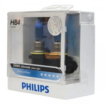 LAMPADA *PHILIPS DIAMOND VISION HB4 9006 5000K