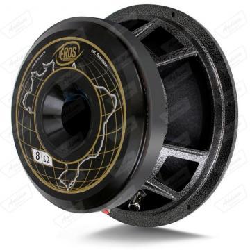 SUB *EROS 10 E-410XH BLACK (8 OHMS) 400RMS