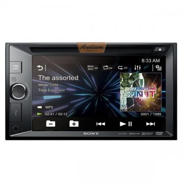 CAR /DVD SONY XAV-W600    (3RCA /6.1 /55W)