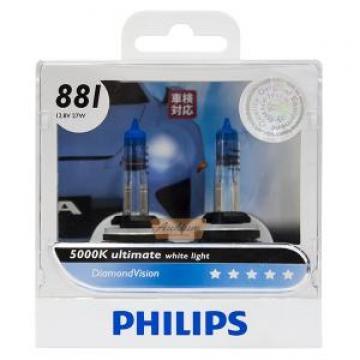 LAMPADA *PHILIPS DIAMOND VISION H27 (881)5000K S /GARANTIA