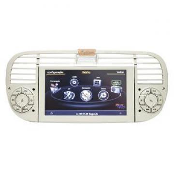 MULTIMIDIA AIKON 10 FIAT 500 BRANCO C315D /100 PHONELINK