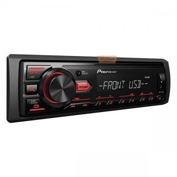 CAR /AUDIO PIONEER MVH-85UB USB+1RCA+AUX S /CONTROLE