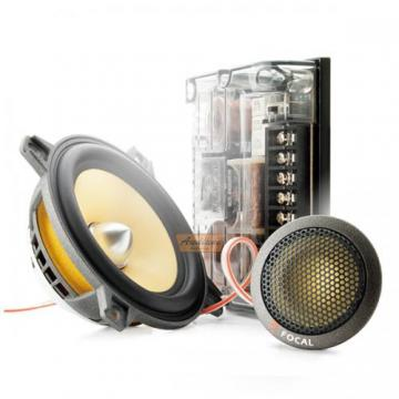 FALANTE KIT 2V *FOCAL 4 100-KRS K2 POWER SLIM 50RMS
