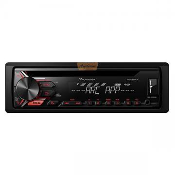 CAR /CD PIONEER *DEH-X1950UB USB /MIXT (2RCA)