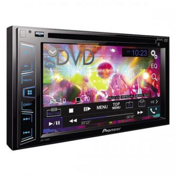 CAR /DVD PIONEER *AVH-295BT 6.1BLUET. C /CONTROLE