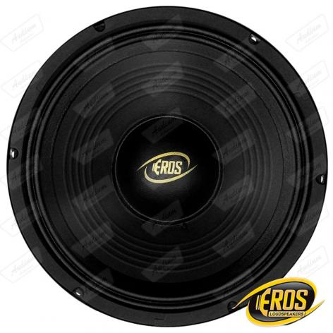 SUB *EROS 10 E-10 LC  (BLACK)8R 400RMS