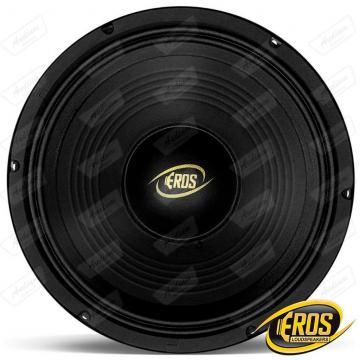 SUB *EROS 10 E-10 LC  (BLACK)4R   400RMS