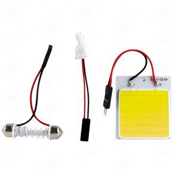 LED *MAXER TETO /T10 COB-48 LED  S /GARANTIA