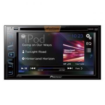 CAR /DVD PIONEER *AVH-195DVD 6.1  SEM CONTROLE