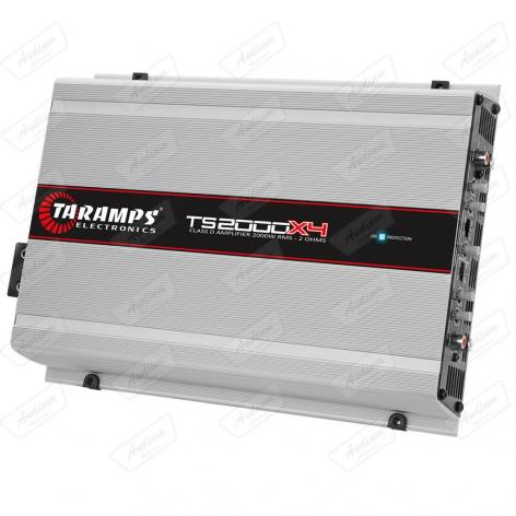MODULO *TARAMPS TS-2000X4 2OHMS (4CH X 500RMS)