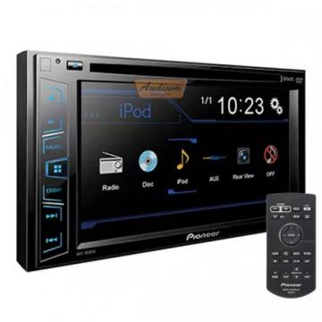 CAR /DVD PIONEER *AVH-195DVD 6.1 C /CONTROLE