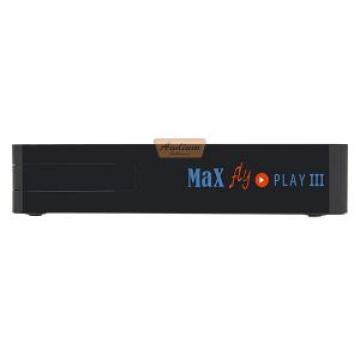 RECEPTOR FTA MAXFLY PLAY III SKS /IKS VOD