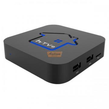RECEPTOR FTA HTV5 BOX IPTV 4K INTERNET