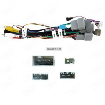 MULTIMIDIA AIKON 5.0X L HONDA FIT /WRV 15 /18 AK-36072C