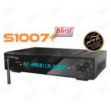 RECEPTOR FTA AZAMERICA S1007 PLUS IPTV ON DEMAND WIFI