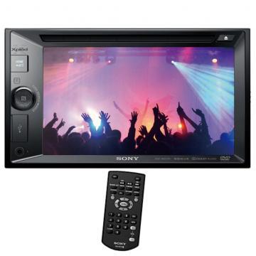 CAR /DVD SONY XAV-W651BT  (3RCA /6.1 /55W)