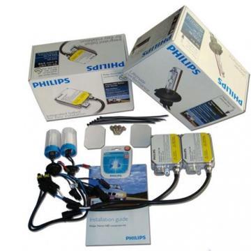 PHILIPS XENON H3  6000K  S /GASRANTIA