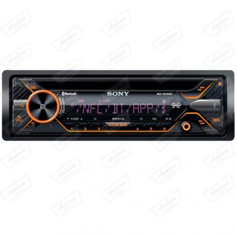 CAR /CD SONY MEX-X5200BT (MULTICOLOR /55W /3RCA)
