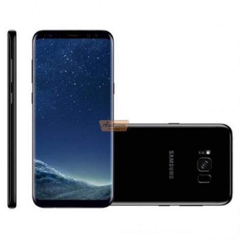 CEL *SAMSUNG S8+(PLUS) G955F 1SIM 64GB 6.2 12MP+8MP CINZA