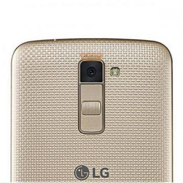 CEL *LG K10 K430DSY 2SIM 16GB 4G 5.3 13MP+5MP PRETO /DOURADO