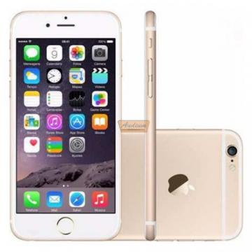 CEL *IPHONE 6 16GB A1549 *RC* GOLD S /GARANTIA