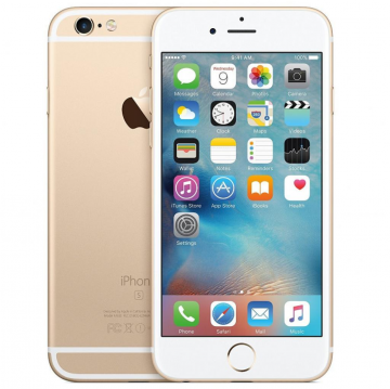 CEL *IPHONE 6S 16GB A1633 *RC* GOLD S /GARANTIA