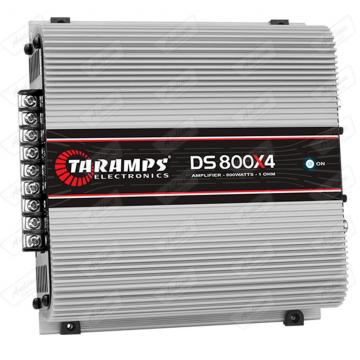 MODULO *TARAMPS DS-800X4  2OHMS 800RMS (4CH X 200RMS)  **V2**