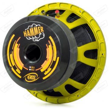 SUB *EROS 12 HAMMER 7.2K (2 OHMS) 3600RMS