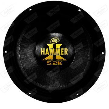 SUB *EROS 15 HAMMER 5.2K BLACK 8R 2600RMS