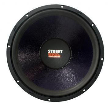 SUB **SELENIUM /JBL STREET BASS 15 300RMS