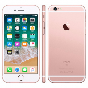 CEL *IPHONE 6S 64GB A1688 CPO ROSE GOLD