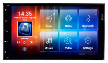 MULT AIKON 8.0 ANDROID 6.0 TOYOTA COROLLA 18 9 S /DVD AS-49944W