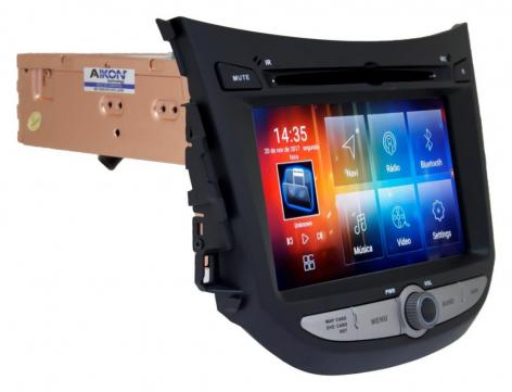 MULT AIKON 8.0 ANDROID 6.0 HYUN HB20 7 AS-21010W DVD