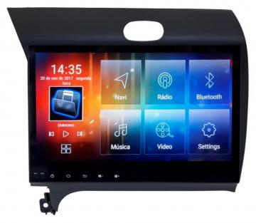 MULT AIKON 8.0 ANDROID 6.0 KIA CERATO 13 /17 10 AS-25020W S /DVD
