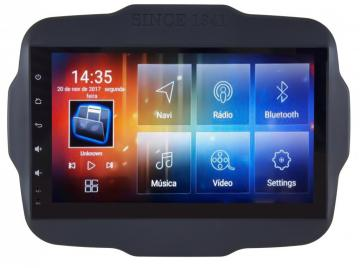 MULT AIKON 8.0 ANDROID 6.0 JEEP RENEGADE 9 AS-23045C CANBUS