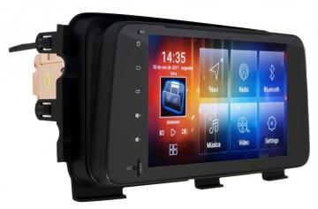 Central Multimídia Aikon 8.0 Android 6.0 Nissan Kicks 8 S /DVD
