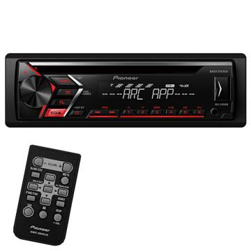 CAR /CD PIONEER *DEH-S1050UB USB /MIXT (2RCA)