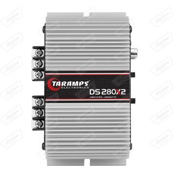 MODULO *TARAMPS DS-280X2  2OHMS 280RMS (2CH X 140RMS)