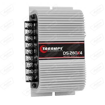 MODULO *TARAMPS DS-280X4  2OHMS 280RMS (4CH X 70RMS)