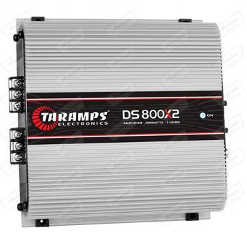 MODULO *TARAMPS DS-800X2  2OHMS 800RMS (2CH X 400RMS)