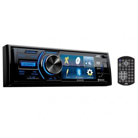 CAR /DVD JVC KD-AV41BT 3 /DVD /USB /BT /FM /CONTR.