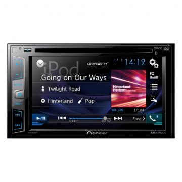 CAR /DVD PIONEER *AVH-X395BT 6.2 USB /BT /CONTROLE