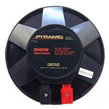 DRIVER PYRAMID DR-250 2000W