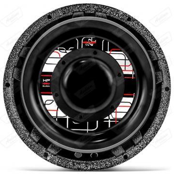 SUB HARD POWER 12 HP-1350X 4OHMS 1350RMS
