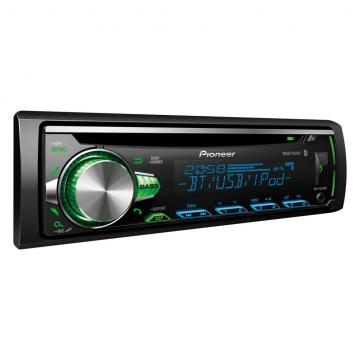 CAR /CD PIONEER *DEH-S5050BT USB /BT /MIX. /MULTICOLOR