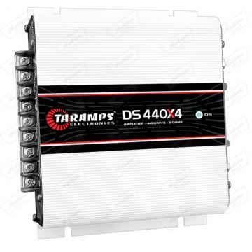 MODULO *TARAMPS DS-440X4  2OHMS 440RMS (4CH X 110RMS)