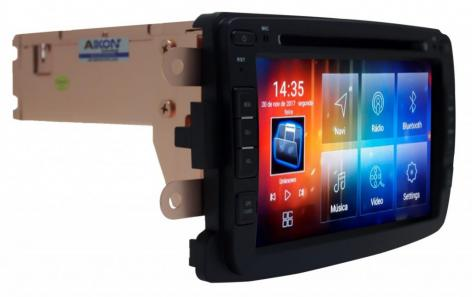 MULT AIKON 8.0 ANDROID 6.0 RENAULT DUSTER 7 AS-41030W C /DVD