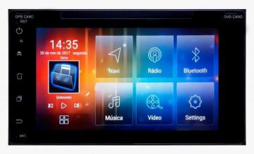 MULT AIKON 8.0 ANDROID 6.0 TOYOTA COROLLA 18 8 AS-49043W C /DVD