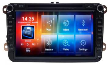 MULT AIKON 8.0 ANDROID 6.0 VW UNIV.JETTA 8 AS-51122C DVD